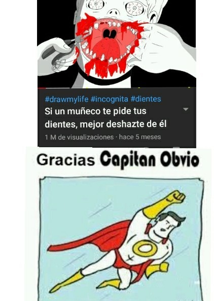 Capitan obvio - meme
