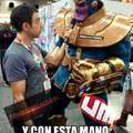 Thanos sapbeee