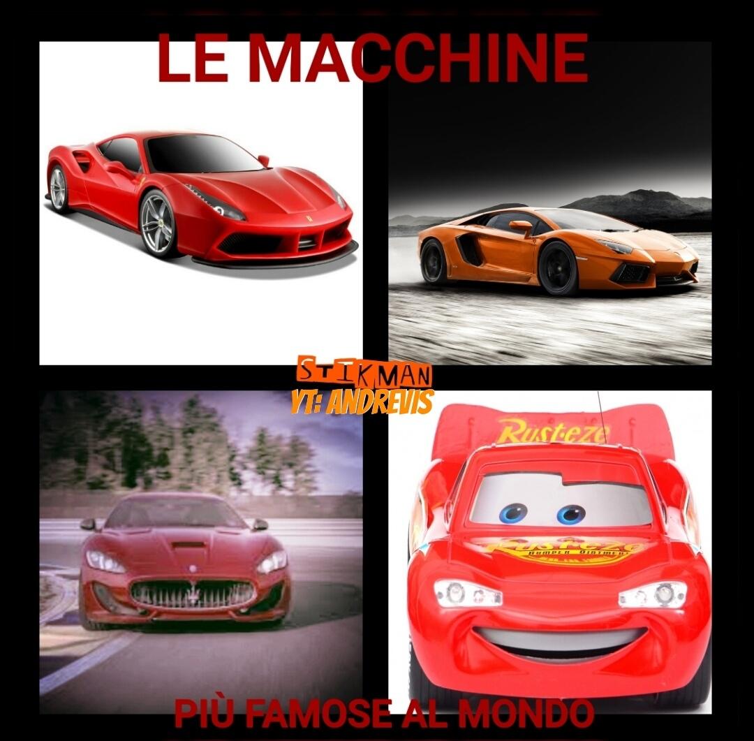Cars 3    - Al Cinema - - meme