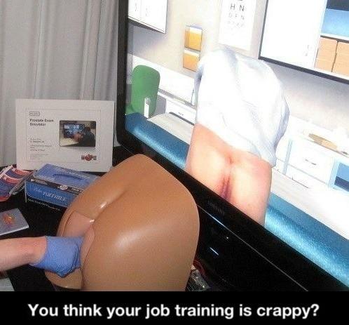 My kind of job - meme