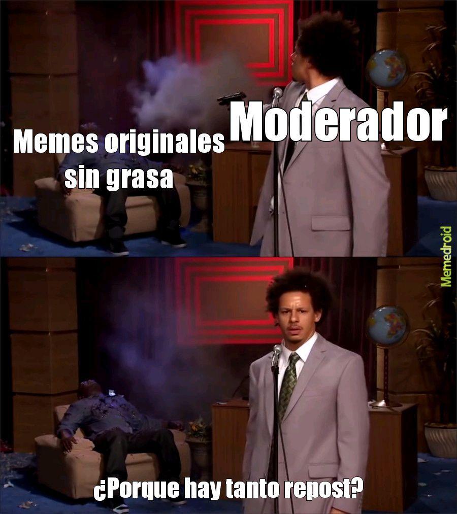 No me lo nieguen - meme