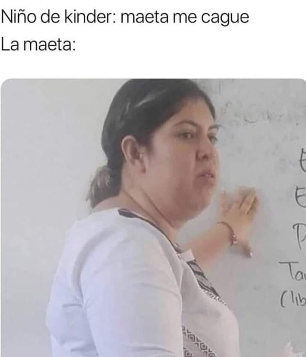 Final inesperado - meme
