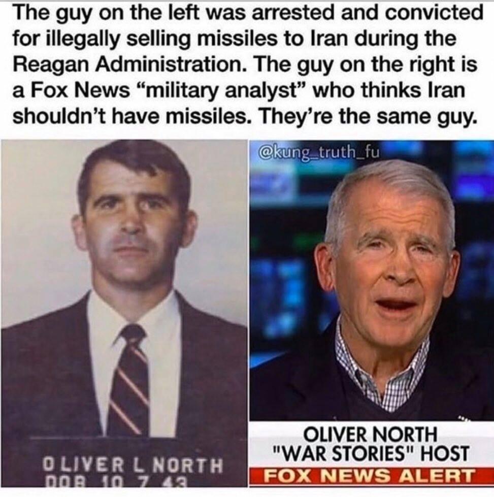 "Fox News ""analysts"" - meme"