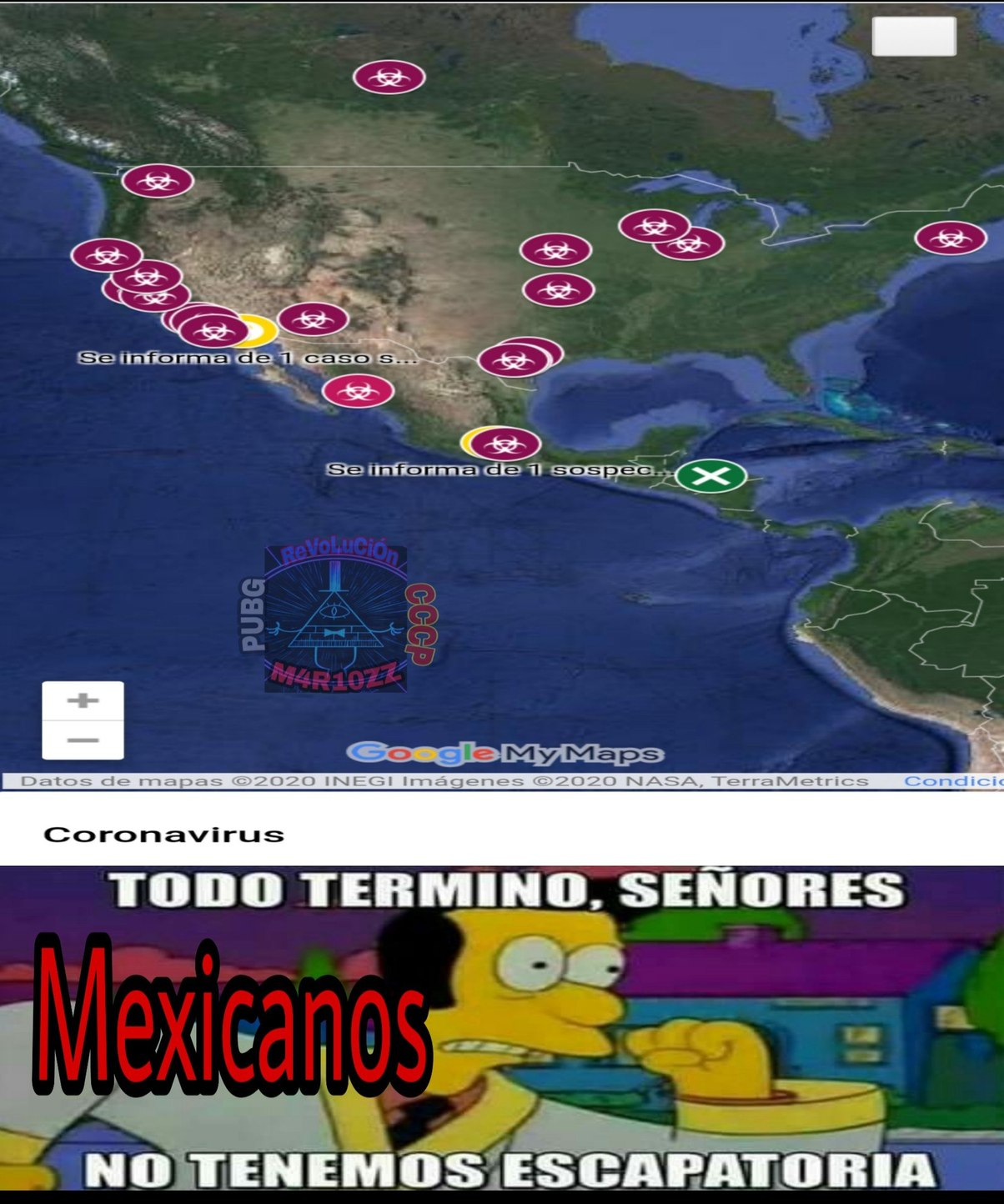 No Mexico - meme