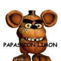 PAPAS CON LIMON :sweet: