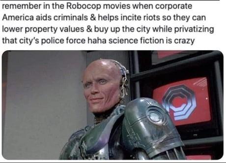 Good old sci-fi - meme