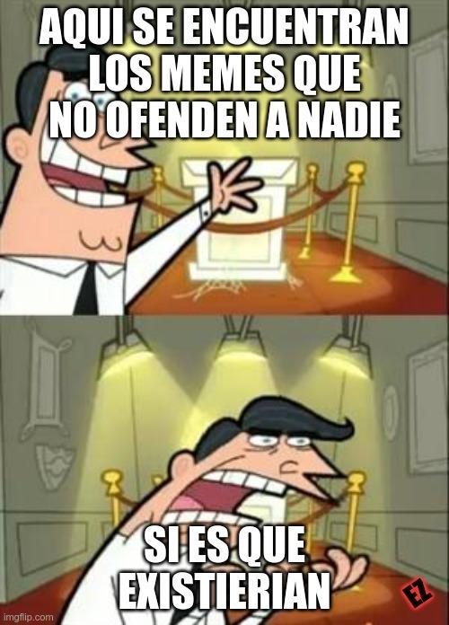 me ofendi - meme