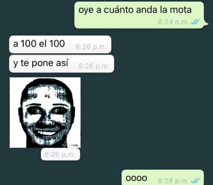 Oooo - meme