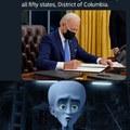 That's my president