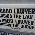 Im actually going to try to become a lawyer......... and nobody cares