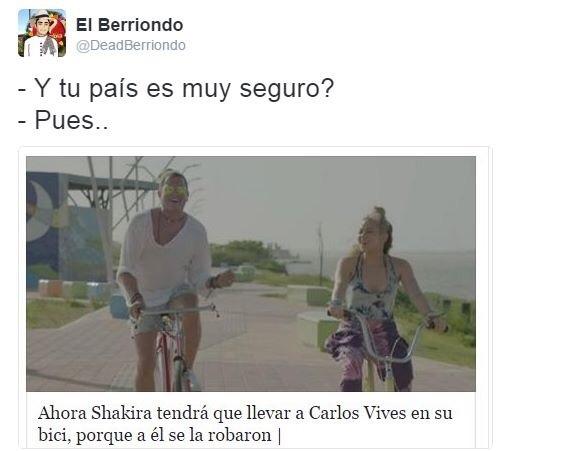 pobre Carlos - meme