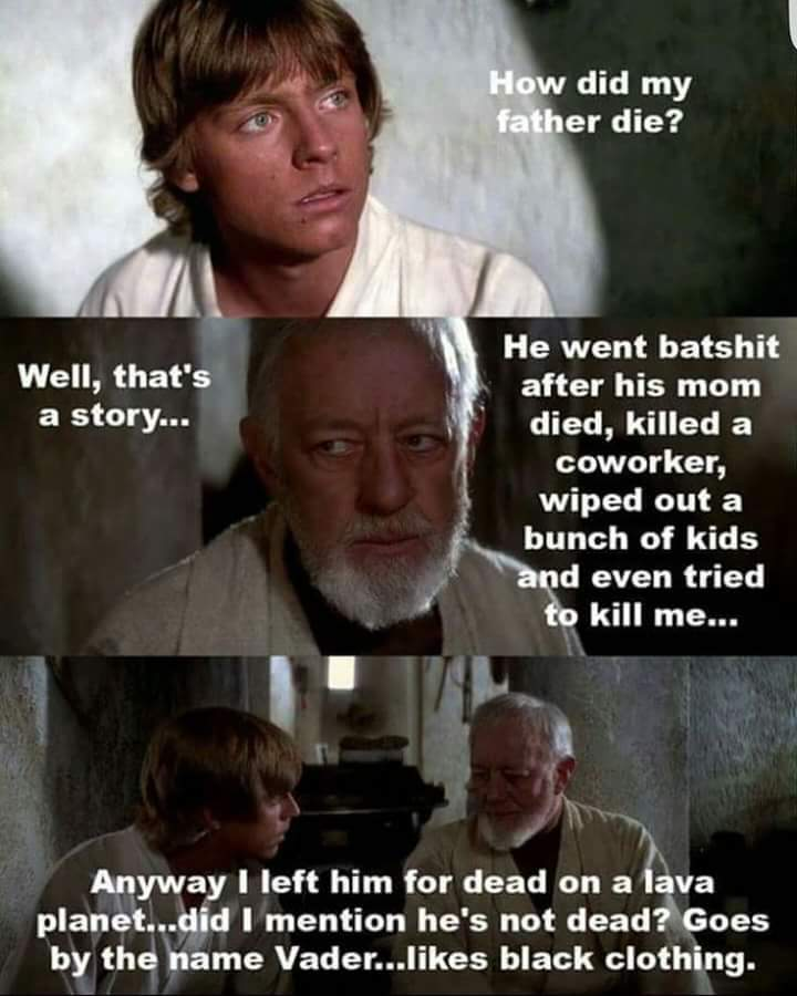 Famous Obi Wan Quotes: The Best May The Force Be With You Memes :) Memedroid