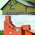 Las casas reflejan lo q se hace adentro
