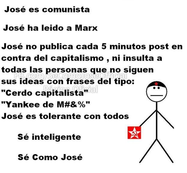Se como José - meme