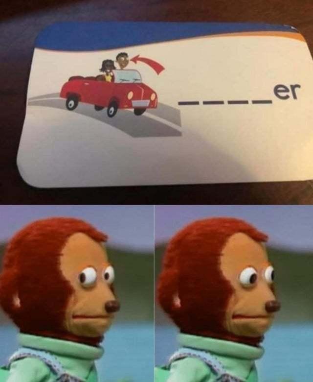 driver - meme