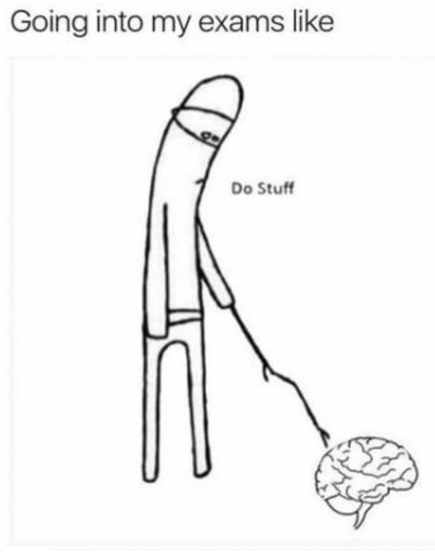 School life - meme