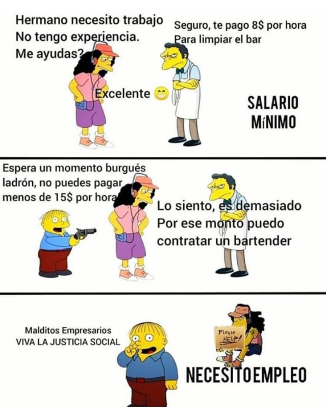 Así va España. ( Y latinoamericana) - meme