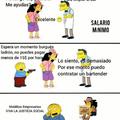 Así va España. ( Y latinoamericana)