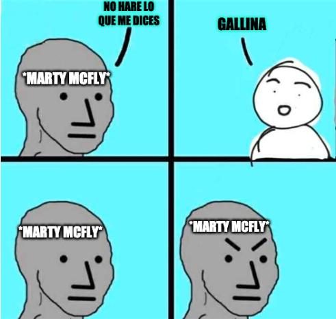 GALLINA!!! - meme