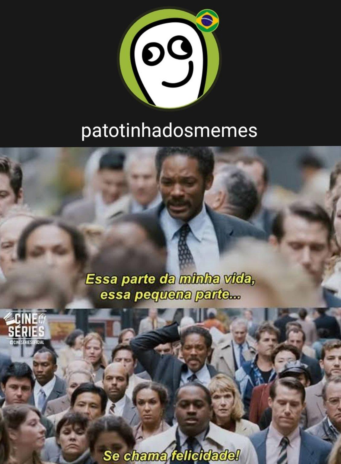User mais amado foi banido - meme