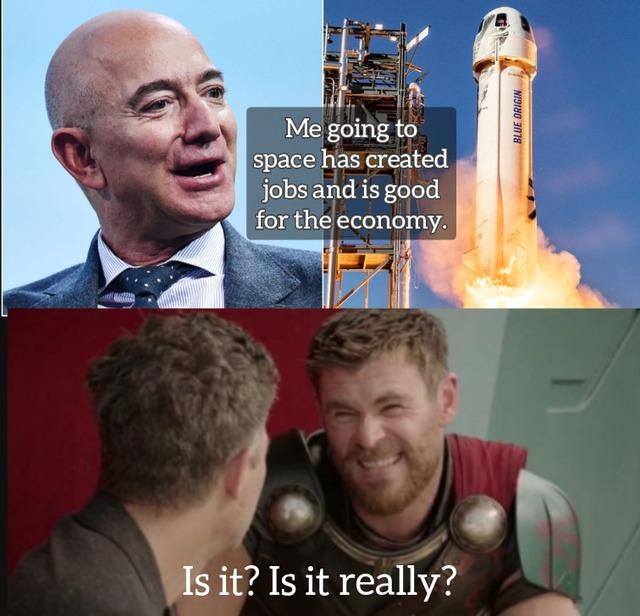 New space jobs - meme