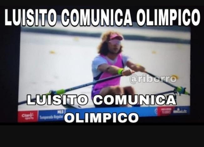 Olympique - meme