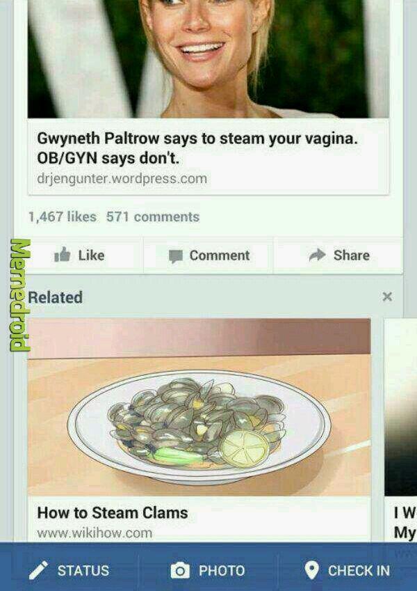 Clever, Facebook. - meme