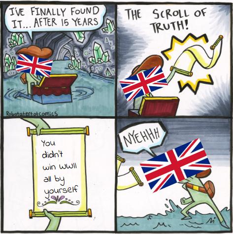 inb4 'americunt' - meme