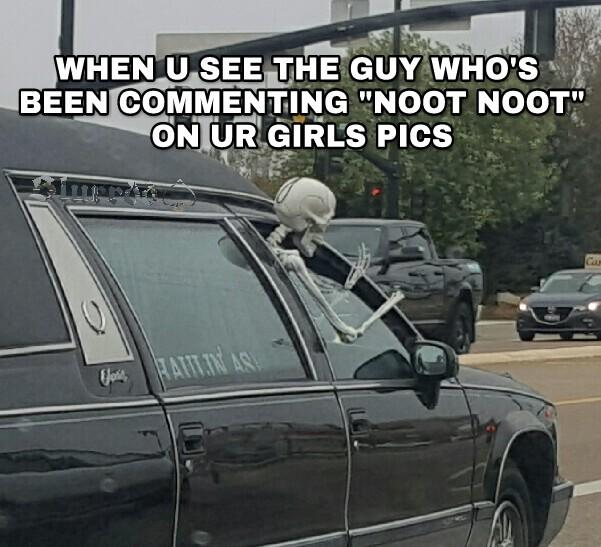 Couldn't wait till Halloween - meme