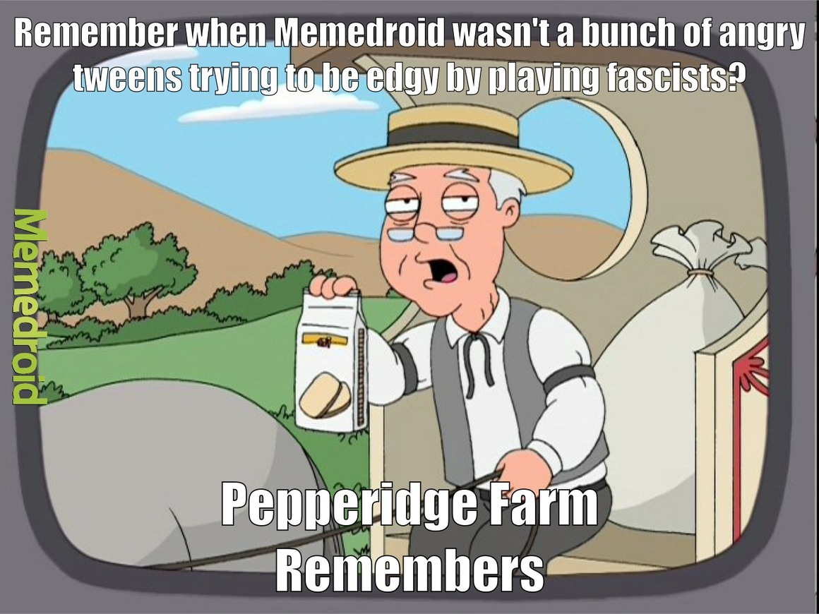 I remember - meme