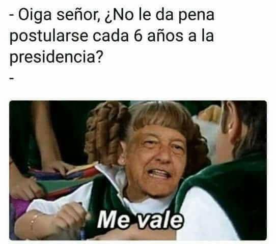 Solo pasa en México - meme