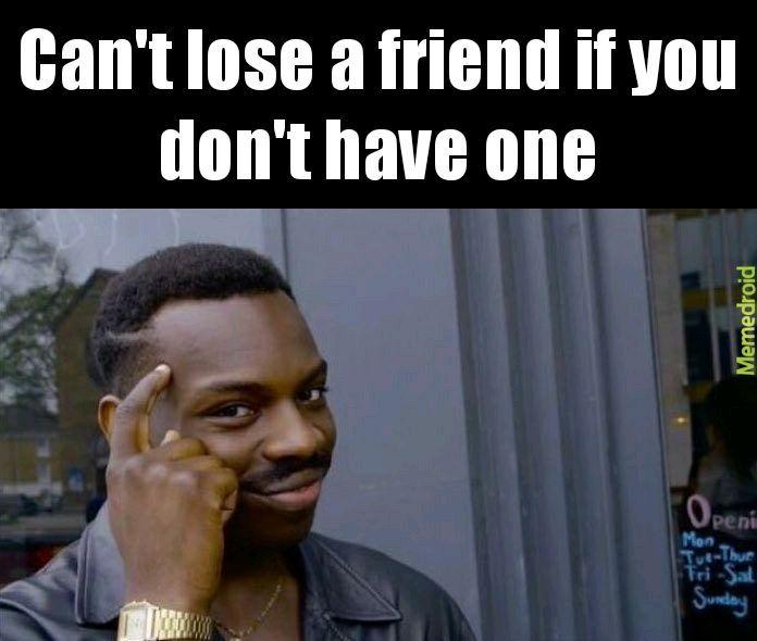 I'm lonely - meme