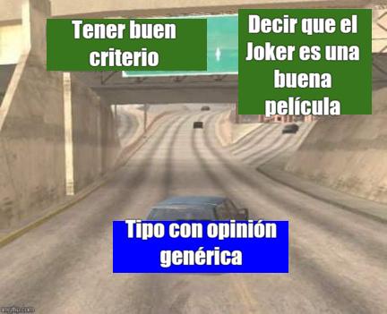 Todos se quejan del Joker de Jared Leto y alaban a este Joker joto - meme