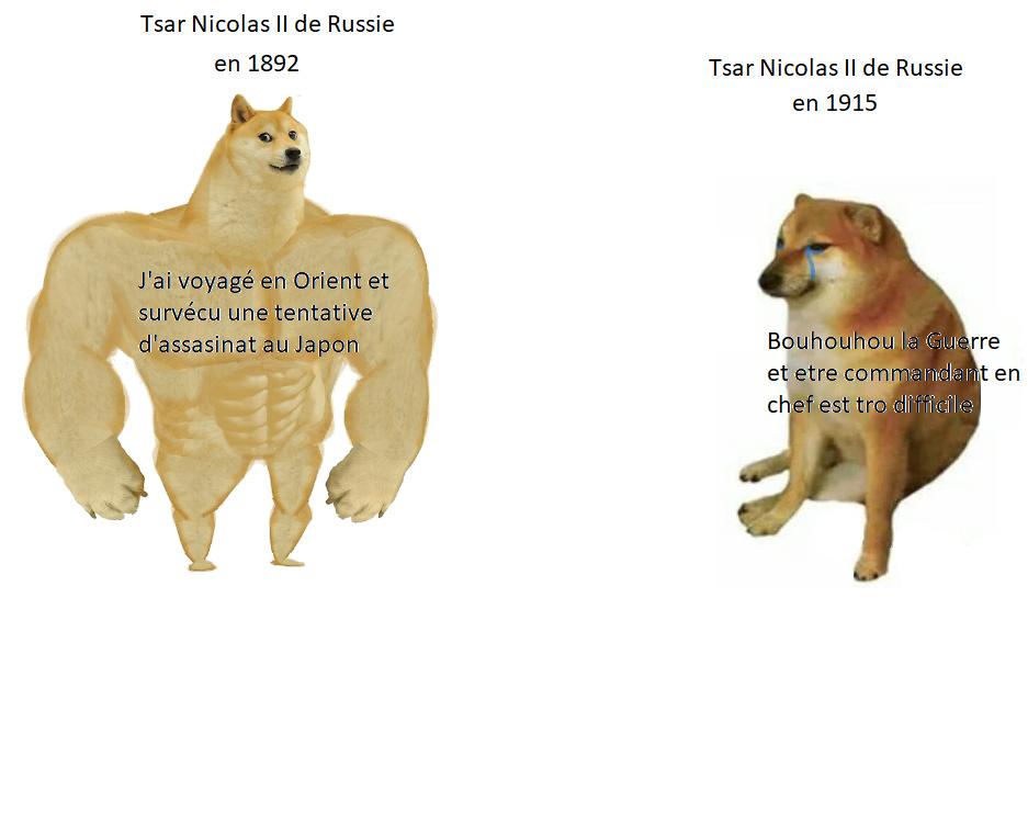Chad Nicolas II - meme