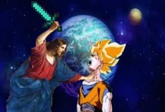 Nadie le gana a Cristo Rey - meme