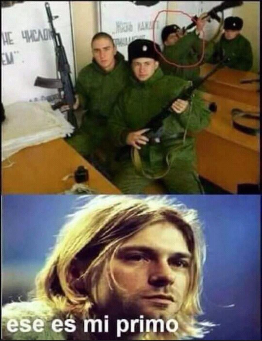 baia Kurt :v - meme