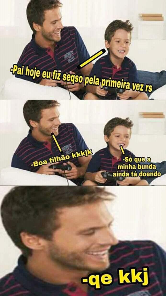 Resposterseas nao - meme