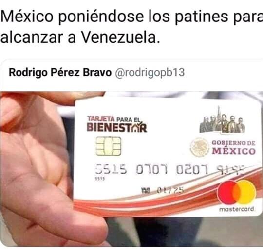 México te veo mal - meme