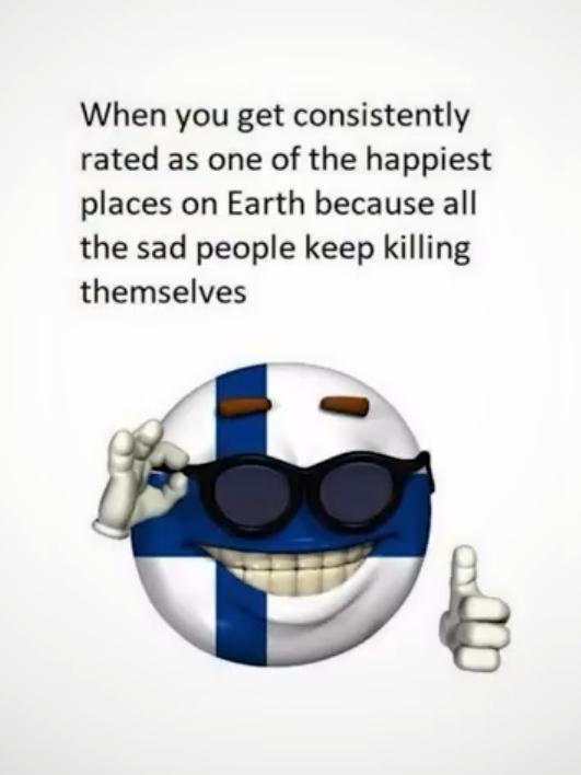 Finland gang - meme