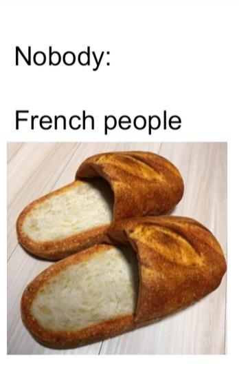 J'aime la baguette - meme