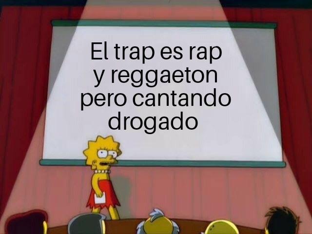 rapggaeton - meme