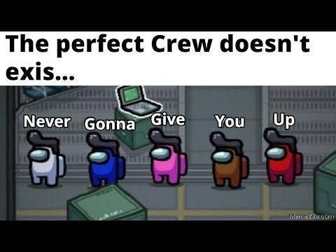 I wish i had a crew like this :( - meme