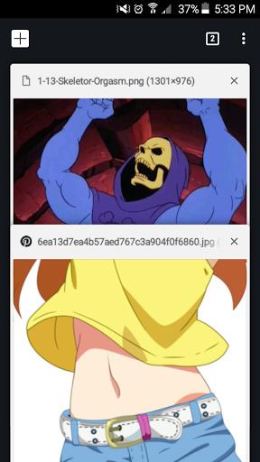 Curse you He-man chan! - meme