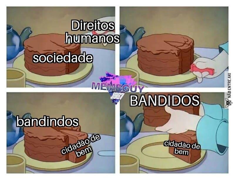 A mais triste realidade - meme