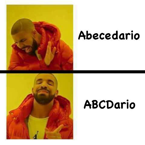 Esta es la manera correcta - meme