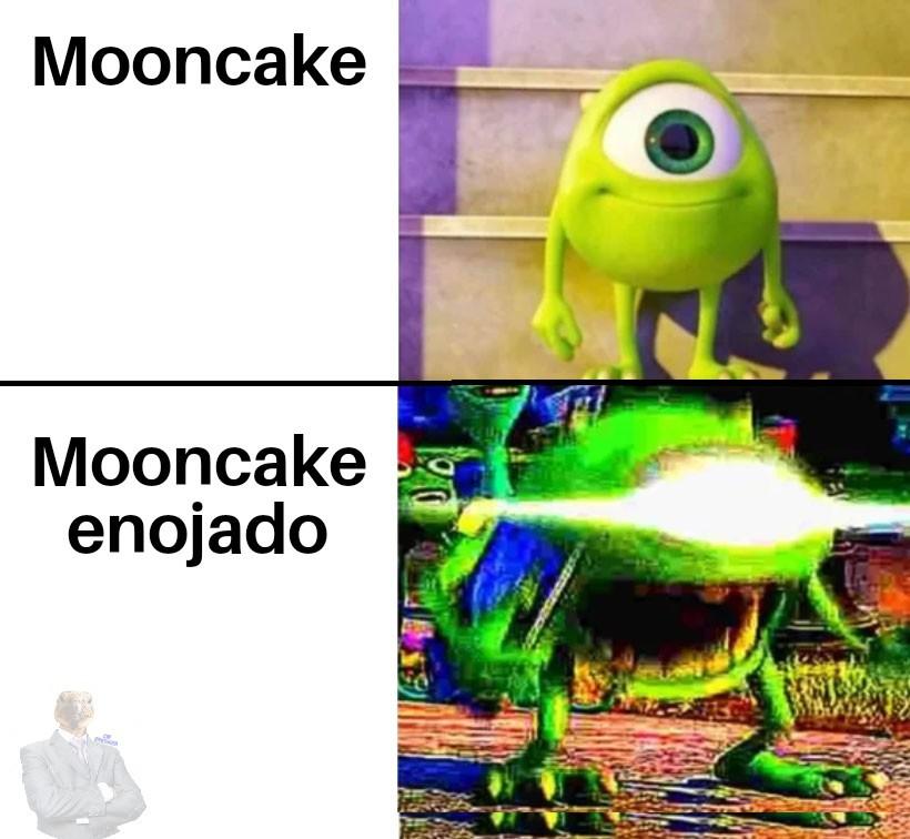 SALIÓ FINAL SPACE 2!!! - meme