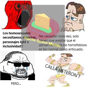 Un chad ese Rorro Pirroro - meme