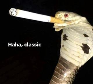 haha classico - meme