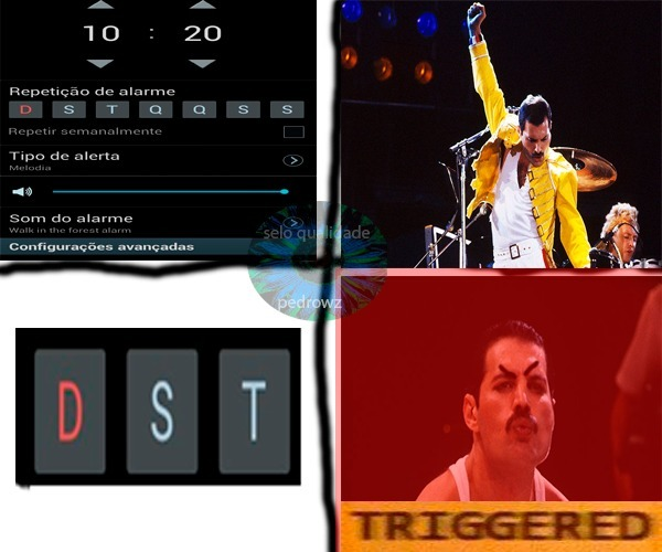 Freddie mercury morreu de aids,antes que perguntem - meme