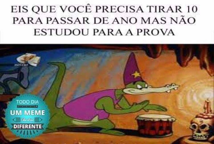 MACUMBA DO BODE COMIGO NINGUEM PODE - meme
